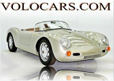1955 Porsche 550 Image 1
