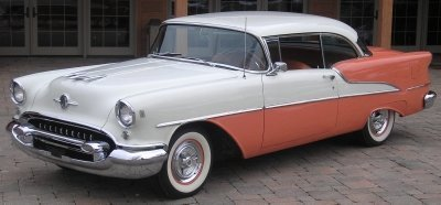 1955 Oldsmobile Holiday 88 Image 1