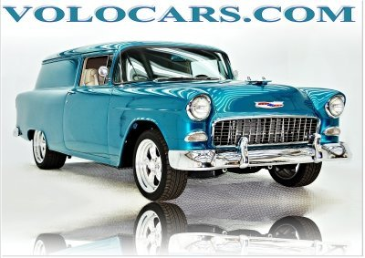 1955 Chevrolet Sedan Delivery Image 1