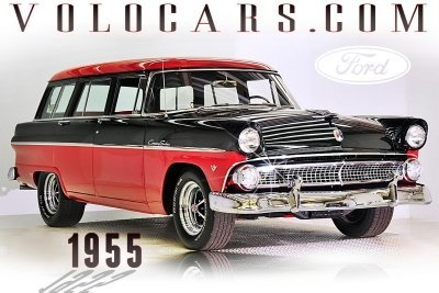 1955 Ford Country Image 1