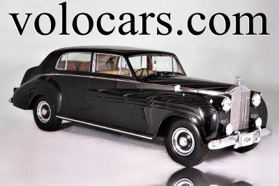 1955 Rolls-Royce Silver Wraith Image 1