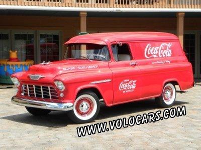 1955 Chevrolet Truck Image 1