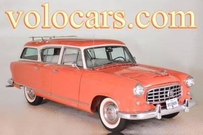 1955 Hudson Custom Rambler Image 1