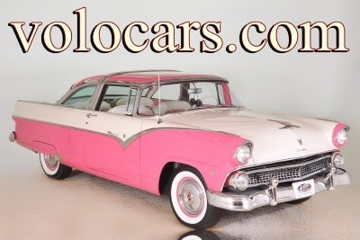 1955 Ford Crown Victoria Image 1