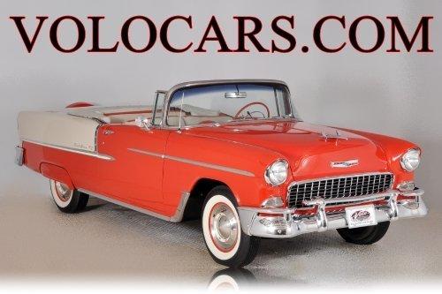 1955 Chevrolet Belair Image 1