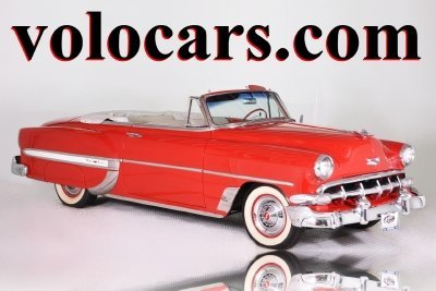 1954 Chevrolet Belair Image 1