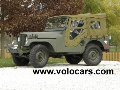 1954 Willys M38A1 Image 1
