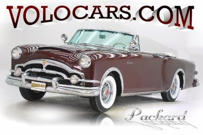 1953 Packard Model 2678 Image 1