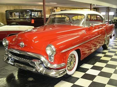 1953 Oldsmobile  Image 1