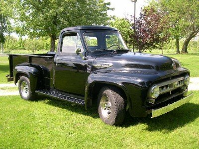 1953 Ford Truck Image 1