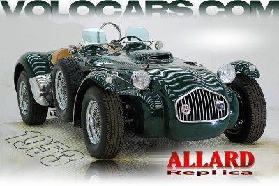 1953 Allard J2 X Image 1