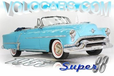 1953 Oldsmobile Super 88 Image 1