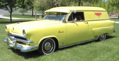 1953 Ford Courier Image 1