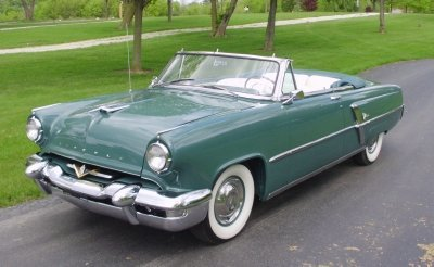 1953 Lincoln  Image 1