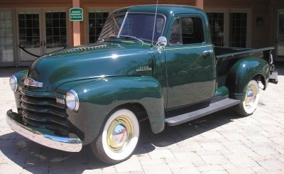 1953 Chevrolet Series 3100 Image 1