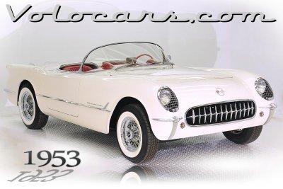 1953 Chevrolet Corvette Image 1