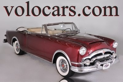 1953 Packard Caribbean Image 1