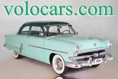 1953 Ford Customline Image 1