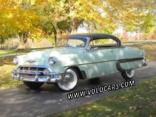 1953 Chevrolet Belair Image 1