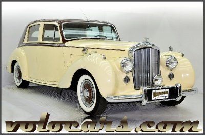 1952 Bentley R Type Image 1