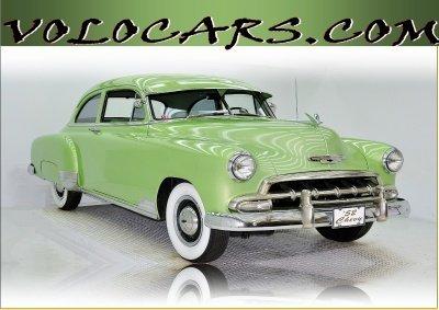 1952 Chevrolet Fleetline  Deluxe Image 1