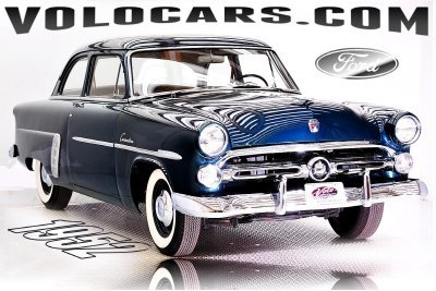 1952 Ford Customline Image 1
