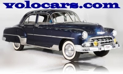1952 Chevrolet Deluxe Image 1