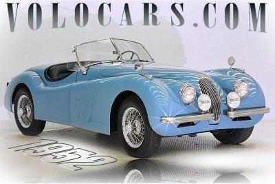 1952 Jaguar Xk120 Image 1