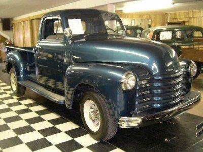 1951 Chevrolet Truck Image 1