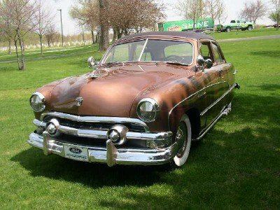 1951 Ford  Image 1