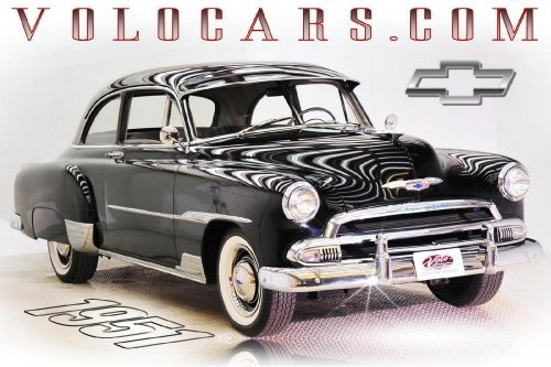 1951 Chevrolet Styleline Image 1