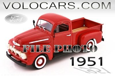 1951 Ford Truck Image 1