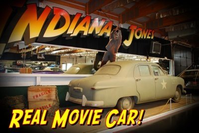 1951 Indiana Jones Ford