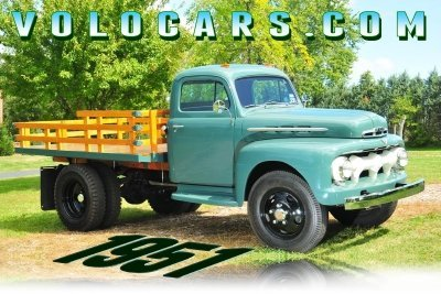 1951 Ford F 6 Image 1