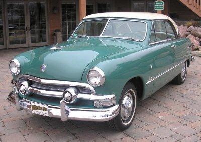 1951 Ford Victoria Image 1