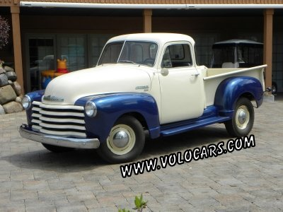1951 Chevrolet 3100 Series Image 1