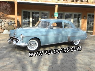 1951 Oldsmobile  Image 1