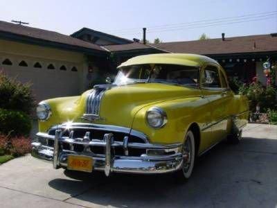 1950 Pontiac Silver Streak Image 1