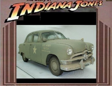 1950 Ford Deluxe Image 1