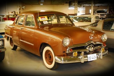 1950 Ford 4 Dr Sedan Image 1