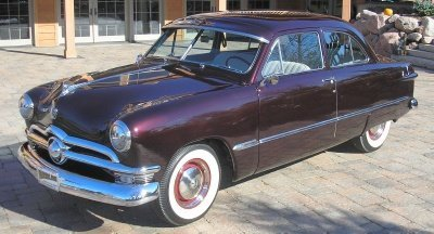 1950 Ford  Image 1