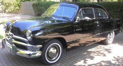 1950 Ford Retro Image 1