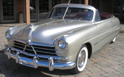 1950 Hudson Commodore 8 Image 1