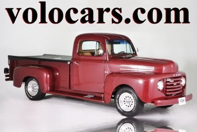 1950 Ford F2 Truck Image 1