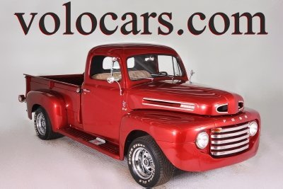 1950 Ford F2 Pickup Truck Image 1