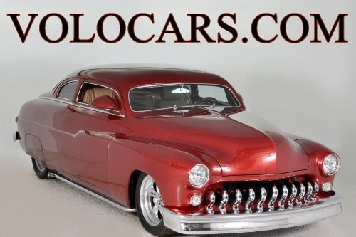 1950 Mercury Lead Sled Image 1