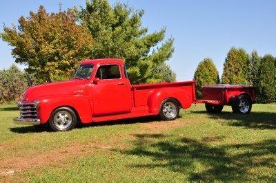 1949 Chevrolet Truck Image 1