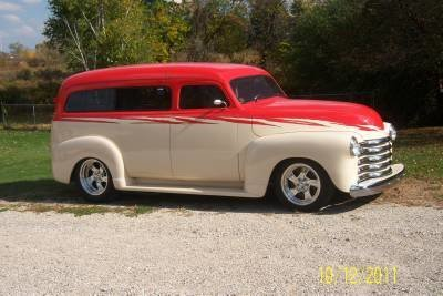 1949 Chevrolet Suburban Image 1