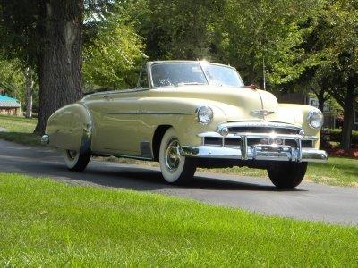 1949 Chevrolet Deluxe Image 1