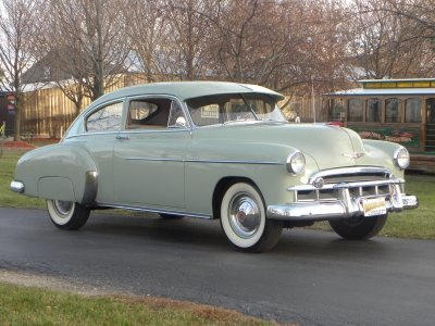 1949 Chevrolet Fleetline Image 1